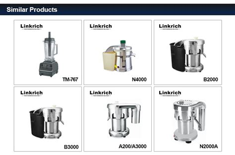 Blender National Quality high quality reversible national heavy duty commercial