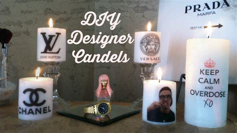 designer candles diy designer candles youtube