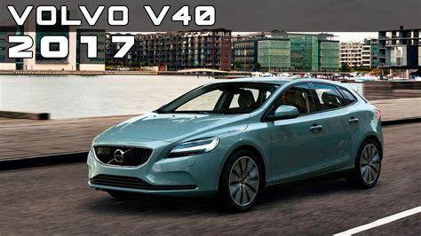new volvo v40 price 2017 volvo v40 review rendered price specs release date