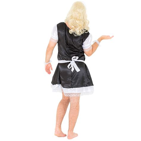 dressed embarrassing maid french maid drag outfit 163 34 99 6 in stock last night