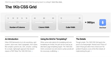 css grid layout fluid 27 great css frameworks you must check out tech king