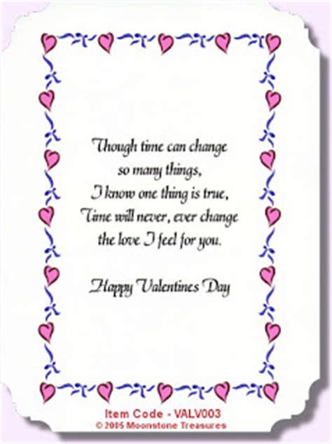 valentines day verse cards valentines day verses