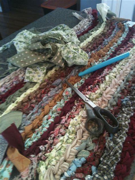 rag rug crochet crocheted rag rug for the kitchen crochet