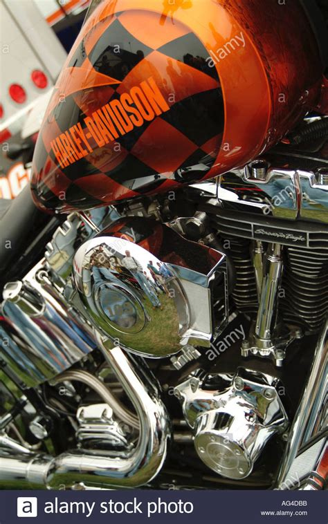 Custom Paint Harley Davidson Motorcycles by Harley Davidson With Custom Paint America America