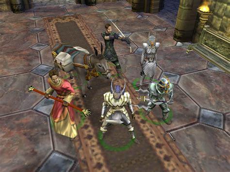 dungeon siege nvidia