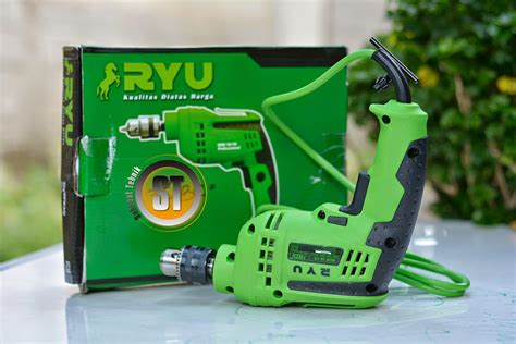 Bor Ryu 13mm takel chain block kunci roda dan kunci momen