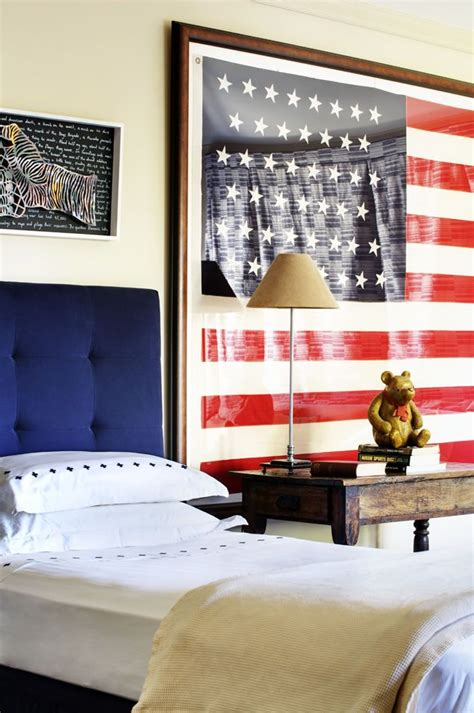 patriotic bedroom decor 167 best red white and blue decorating images on pinterest