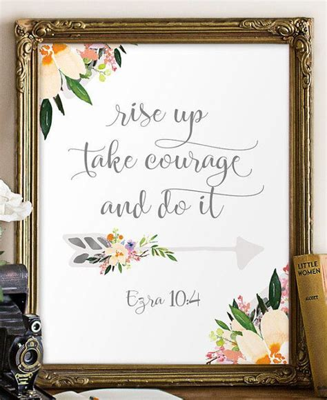 tattoo bible pdf download free girl nursery bible verse print rise up take courage and
