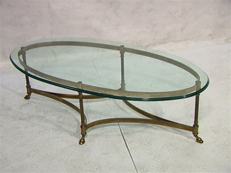 coffee table collection of oval coffee tables glass