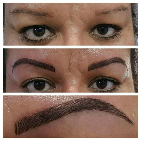 eyebrow tattoo houston microblading an microblading 3d eyebrows