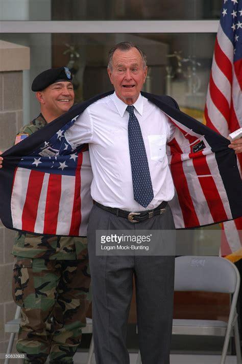 the 41st us president george h w bush george bush sr getty images