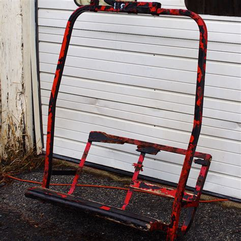 ski chair lift for sale custom refurbished ski lift