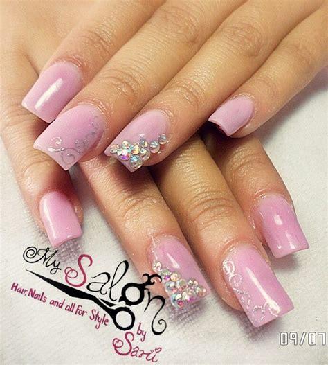imagenes de uñas acrilicas rosa pastel pastel on pinterest