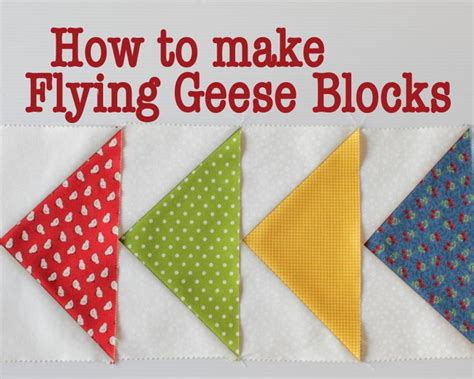 Patchwork Flying Geese - best 20 patchwork quilting ideas on quilting