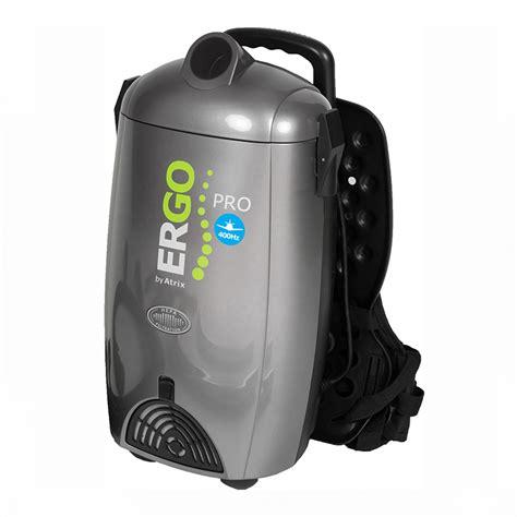 buy ergo pro backpack hepa vacuum atrix