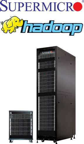 supermicro hadoop rack solutions