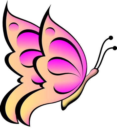 clipart farfalla butterfly clip at clker vector clip