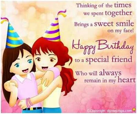 birthday wishes for best friend female http www