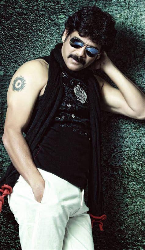 nagarjuna tattoo pic nagarjuna the king of telugu cinema turns 55