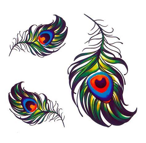 small peacock feather tattoo designs small peacock feather design