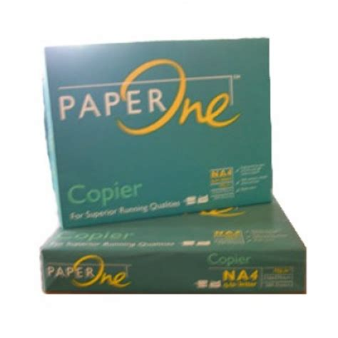 Paperone Copy Paper Quarto 70 Gsm by Paperone Hvs Quarto 70gr Copy Paper Buku Buku