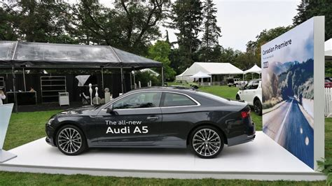 2017 Colors Of The Year by Live Images Of The 2017 Audi A5 Coupe Emerge From Canada