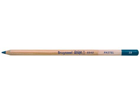 Pastel Pencil Blue by X Press Graph X Supplies Bruynzeel Design Pastel Pencil