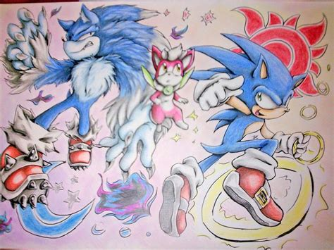 sonic unleashed fan 17 best images about chip quot light gaia quot on 25th