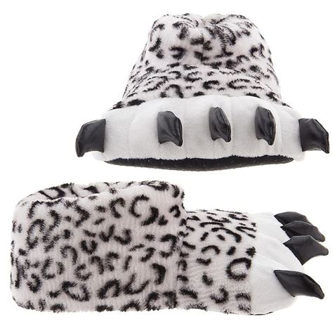 animal paw slippers 11 best animal paw slippers for and images on