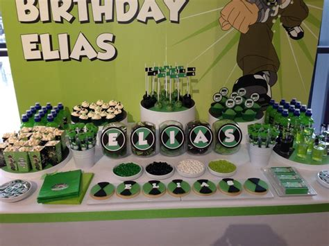 ben 10 printable party decorations 36 best ben 10 birthday party images on pinterest ben 10