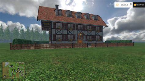 House Ls by Farmhouse Mod V 1 0 Farming Simulator 2015 15 Ls Mod