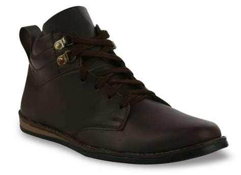 faux leather island coffee boots at rs 499
