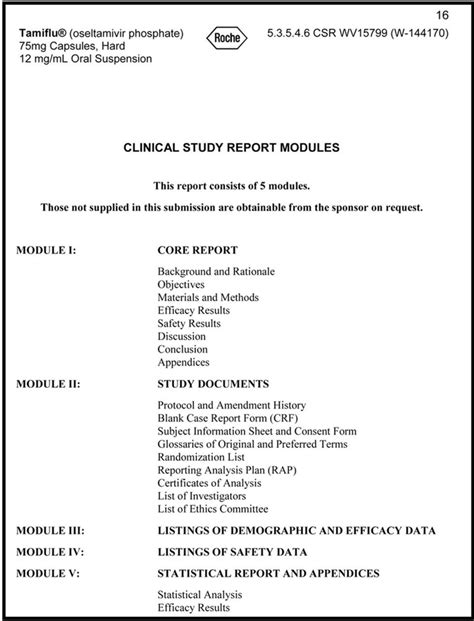clinical trial report template best photos of formal justification report sle