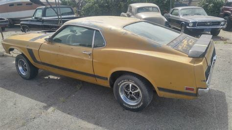 factory  speed  ford mustang boss  project  sale