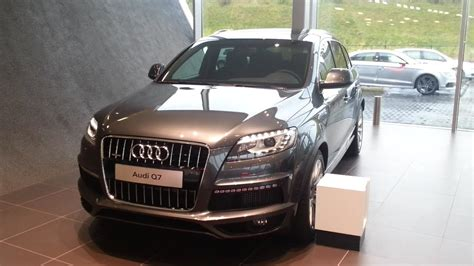 Audi Q7 2014 Interior by Audi Q7 Interior 2014 Wallpaper 1280x720 3101