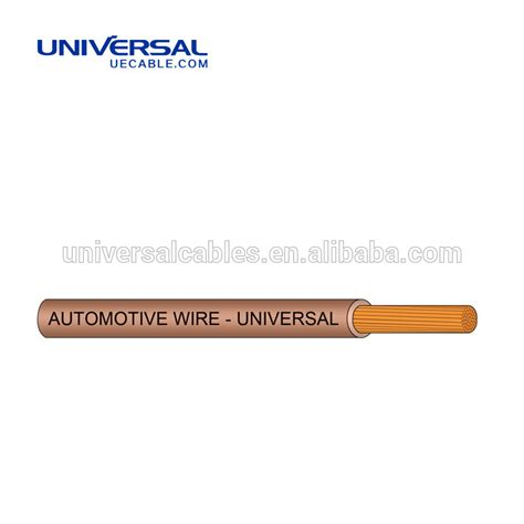 automotive wire standards iso6722 standard single flr51y type automotive wire