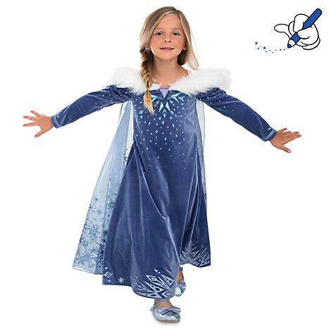 Gamis Yersi Polos elsa deluxe costume dress for