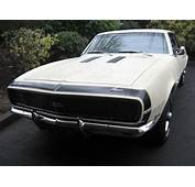 1968 Camaro Ss Rs Original Butternut Paint Loaded With