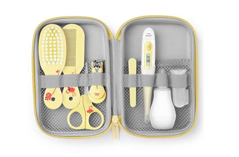 babysafe manicure set baby grooming kit baby healthcare kit baby safety products