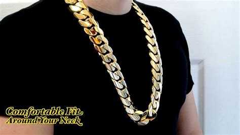 Handmade Cuban Link Chain - big chunky 2 kilo 30mm miami cuban link chain hd