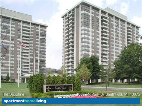 1 Bedroom Apartments In Southfield Mi by The Sapphire Apartments Southfield Mi Apartments
