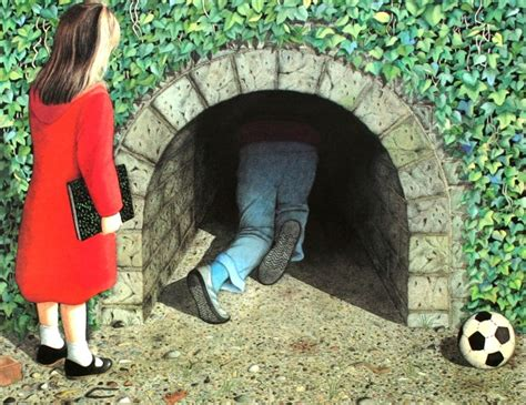 the tunnel picture book 45 best images about anthony browne on tunnel