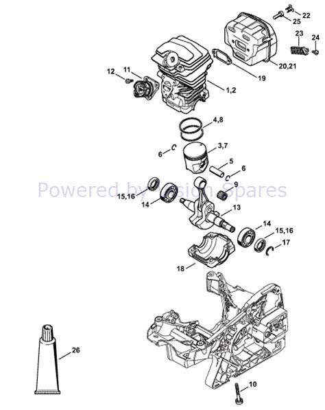 034 stihl chainsaw parts diagram stihl 034 chainsaw parts diagram wiring diagrams wiring