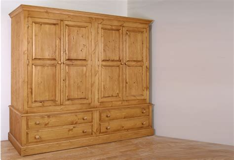 Pine Wardrobe Uk by Pine Furniture Furniture4yourhome