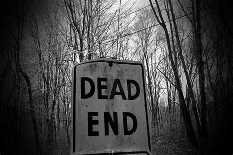 Dead End Dead End The Borderline Personality Bliss And Mess