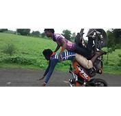 Crazy Bike Accident  Accidents