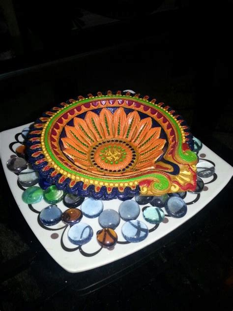 diya decoration for diwali at home 1000 images about diyas on pinterest