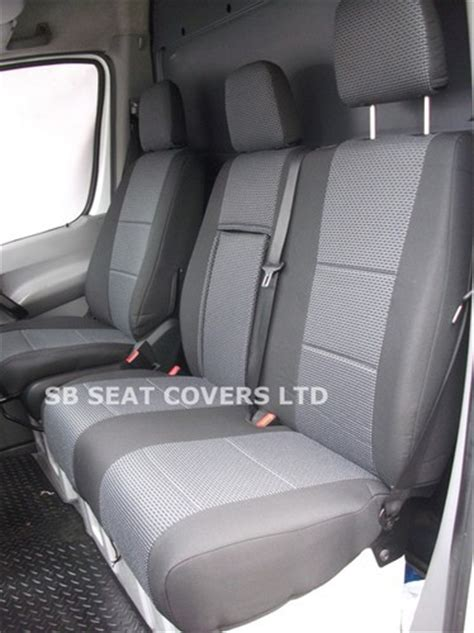mercedes sprinter car seat covers mercedes sprinter seat covers made to measure