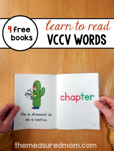 three words books read vccv words with these free printable books the