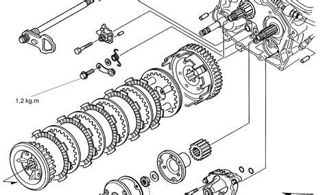 repair manual wiring diagram honda verza